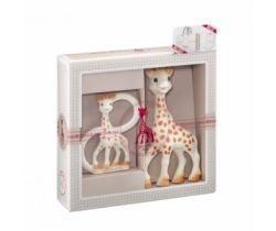 Kousací kroužek + Sophie žirafka Vulli