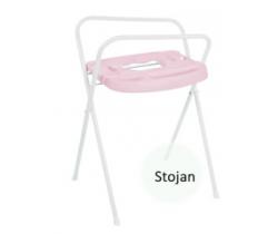 Kovový stojan Bébé-Jou 98 cm Růžový
