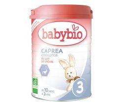 Kozí kojenecké mléko Babybio Caprea 3