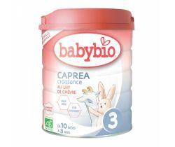 Kozí kojenecké mléko Babybio Caprea 3 800g New