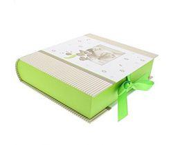 Krabička na vzpomínky Goldbuch Medvídek