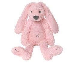 Králíček 28 cm růžový Happy Horse Richie