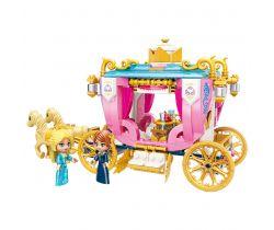 Královský kočár Qman Princess Leah