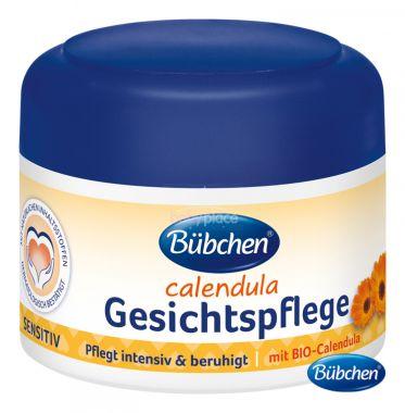 Krém na obličej 75 ml Bübchen Calendula Sensitiv