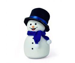 Lampička s melodií innoGIO Snowman