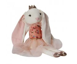 Látková ballerina 48 cm innoGIO Rabbit