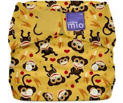 Látková plenka integrovaná v kalhotkách Bambino Mio MioSolo