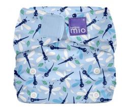 Látková plenka integrovaná v kalhotkách Bambino Mio MioSolo Dragonfly Daze