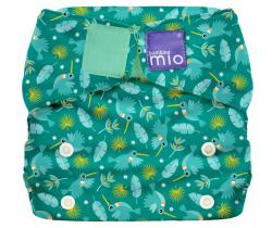 Látková plenka integrovaná v kalhotkách Bambino Mio MioSolo Hummingbird