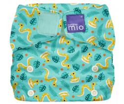 Látková plenka integrovaná v kalhotkách Bambino Mio MioSolo Jungle Snake