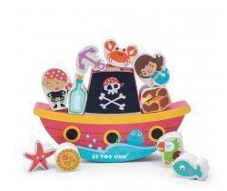 Balanční pirátská loď Le Toy Van