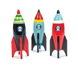 Barevná raketa 1ks Le Toy Van
