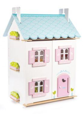 Domeček Le Toy Van Blue Bird Cottage