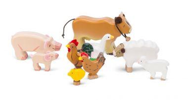 Farmářská zvířátka Le Toy Van