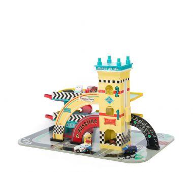 Garáž Le Toy Van Le Mike