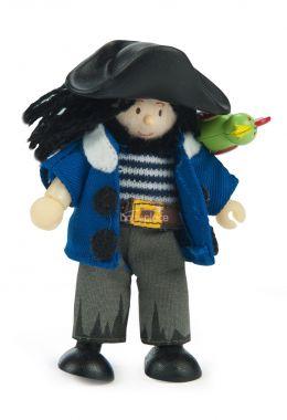 Postavička Le Toy Van Pirát Jolly
