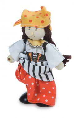 Postavička Le Toy Van Pirátka Jessica