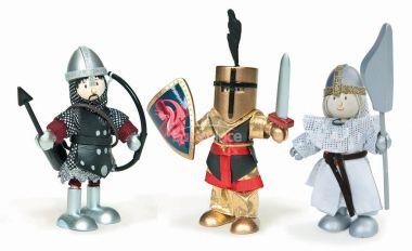 Postavičky Le Toy Van Hradní rytíři