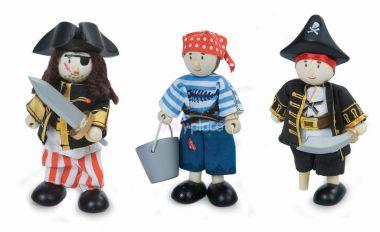 Postavičky Le Toy Van Piráti