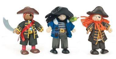 Postavičky Le Toy Van Piráti Barbarossy