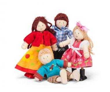 Postavičky Le Toy Van Rodinka