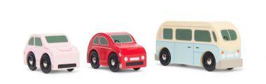 Set autíček Le Toy Van Retro