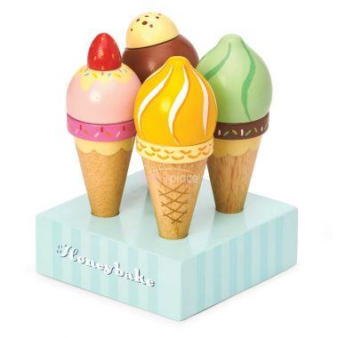 Sladké zmrzliny Le Toy Van