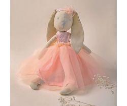 Lněná panenka Bonikka Chi Chi