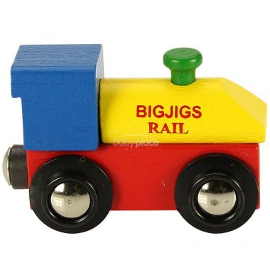 Lokomotiva Bigjigs Rail