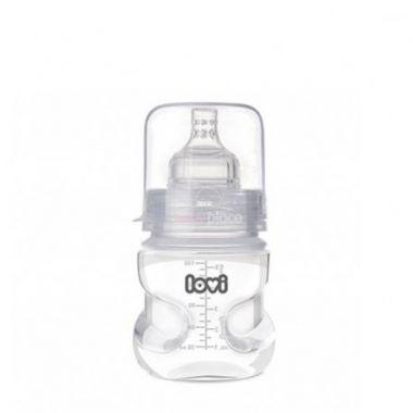 Lovi Super Vent samosterilizující Láhev 150ml bez BPA