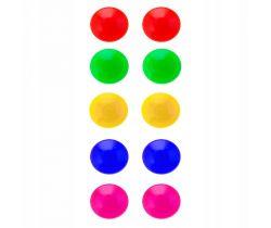 Magnety na tabuli 10 ks Springos