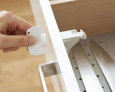 Magnetický uzávěr skříněk/zásuvek Baby Dan
