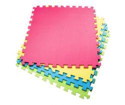 Pěnové puzzle 60x60 cm 4 ks Springos