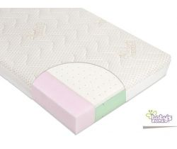 Matrace 120x60 cm Baby´s Zone Vario Latex