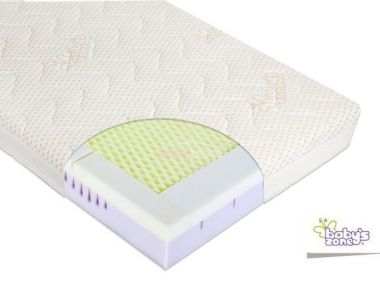 Matrace 120x60 cm + klín Baby´s Zone Modio R