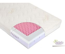 Matrace 120x60 cm + klín Baby´s Zone Modio Visco
