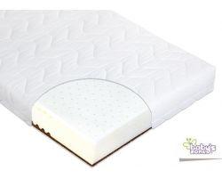Matrace 140x70 cm Baby´s Zone Duo Latex Comfort