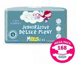Mega Pack Pleny 168 ks 5-8 kg MonPeri M
