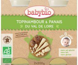 Menu 2x200g Babybio Topinambur s pastiňákem