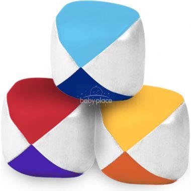 Míčky na žonglování sada 3 ks Vilac