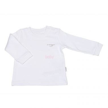 Mikina Kitikate Long Sleeve White