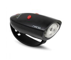 Zábavná houkačka se světlem Mini Hornit Nano