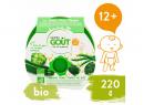 Miska brokolice, cuketa a zelené fazolky s tarhoňou 220 g Good Gout Bio