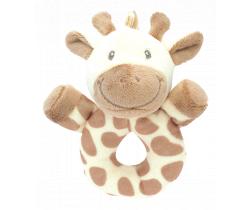 Moje žirafa - kulaté chrastítko My Teddy My giraffe