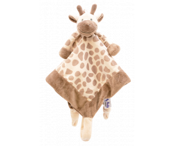 Moje žirafa - muchláček My Teddy My giraffe