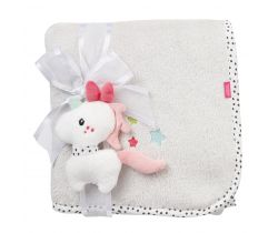Muchlací deka jednorožec Baby Fehn Aiko & Yuki
