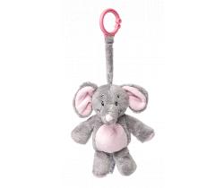 Můj první slon - na klipu My Teddy My first elephant