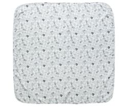 Mušelínová plenka 110x110 cm Bébé-jou Fabulous