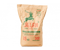 Mýdlový prací prášek 15 kg Jelen