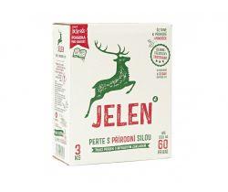 Mýdlový prací prášek 3 kg Jelen